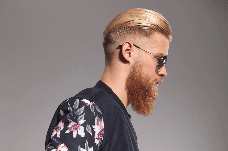 Dégradé barbe , technique simple à la tondeuse , BarbeTendance