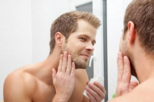 exfolier barbe