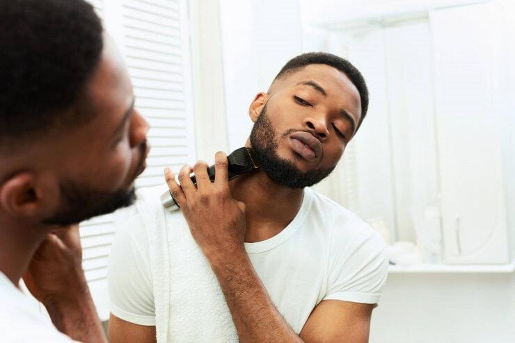 tondeuse barbe vs rasoir électrique