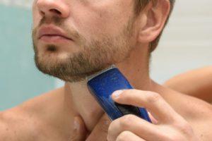 nettoyer entretenir tondeuse à barbe