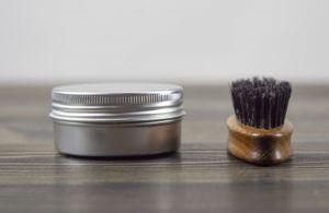 Brosse à barbe poil sanglier