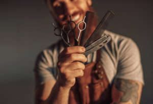 accessoires rasage barbe